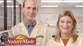 American Video Group &#8211; NatureMade Vitamins in-store promotion video